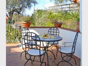 Ferienwohnung Kampanien mit Garten