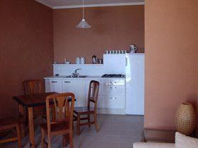 Cilento Ispani Ferienwohnung Küche