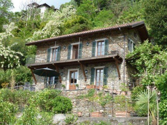 Ferienhaus Lago Maggiore mit nahegelegener Tennisanlage