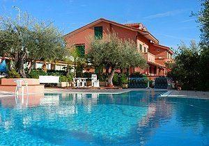 Ferienwohnung Ligurien mit Reiturlaub-Möglichkeit