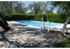 Ferienwohnung Ligurien mit Parkplatz