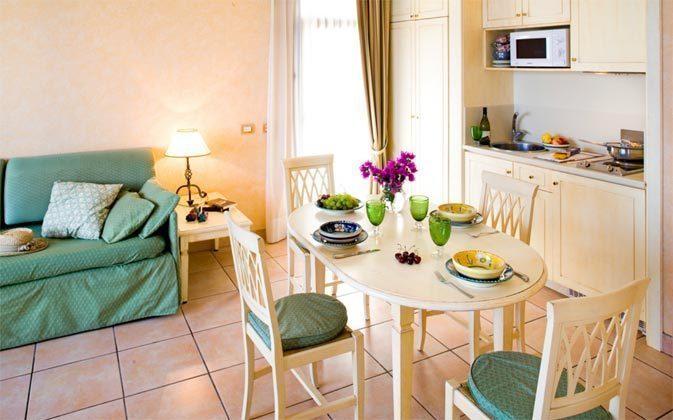 Rivera Ferienwohnung Wohnzimmer