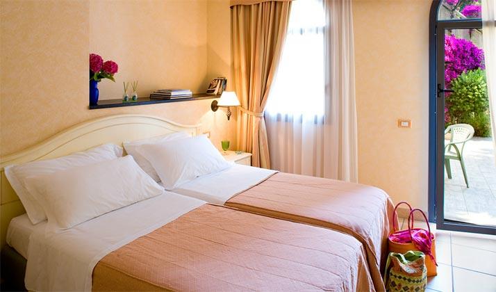 Rivera Ferienwohnung Schlafzimmer
