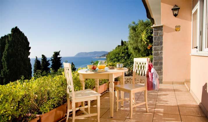 Rivera Ferienwohnung Terrasse 2