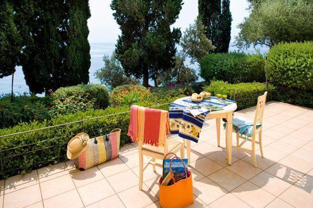 Rivera Ferienwohnung Terrasse 3