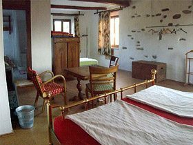 Marken Sassocorvaro Ca Agostino Familienzimmer Space