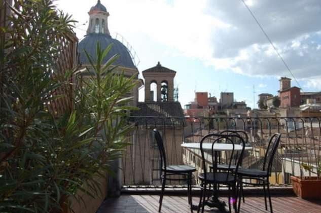 Unterkunft / Ferienappartement Rom