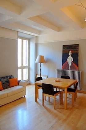 Wohnbereich : Ferienappartement Rom