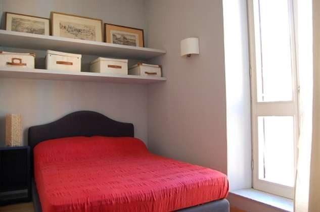 Schlafzimmer : Ferienappartement Rom