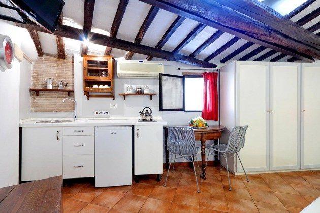 Küche Rom Ferienwohnung Ref 108581-2