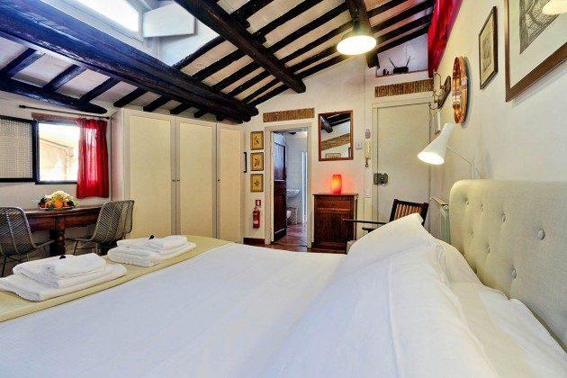 Schlafbereich Rom Ferienwohnung Ref 108581-2