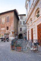 Italien Rom Apartment, Ref. 1013, Straße