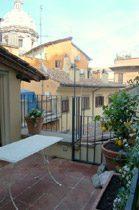 Italien Rom Apartment, Ref. 1013, Terrasse