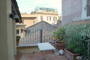 Italien Rom Apartment, Ref. 1013, Dächer