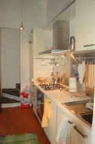 Italien Rom Apartment, Ref. 1013, Küche