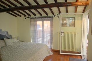 Italien Rom Apartment, Ref. 1013, Doppelbett