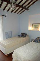 Italien Rom Apartment, Ref. 1013, Einzelbetten
