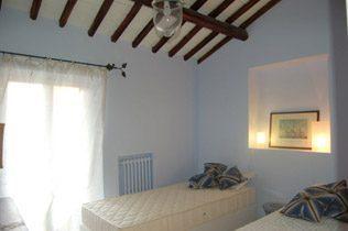 Italien Rom Apartment, Ref. 1013, Einzelbett