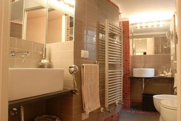 Bild 10 - Rom Ferienwohnung mit zauberhafter Terrasse Ref... - Objekt 3573-66