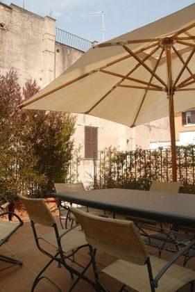 Bild 12 - Rom Ferienwohnung mit zauberhafter Terrasse Ref... - Objekt 3573-66