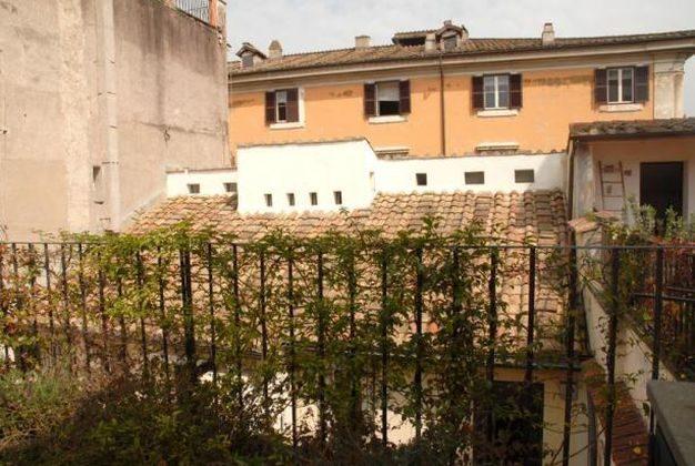 Bild 13 - Rom Ferienwohnung mit zauberhafter Terrasse Ref... - Objekt 3573-66