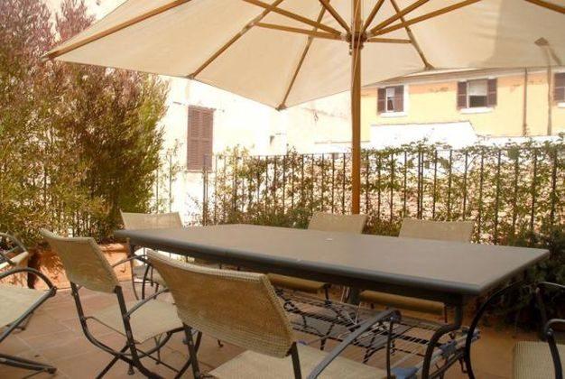 Bild 2 - Rom Ferienwohnung mit zauberhafter Terrasse Ref... - Objekt 3573-66