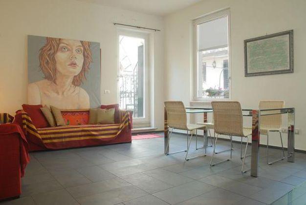 Bild 3 - Rom Ferienwohnung mit zauberhafter Terrasse Ref... - Objekt 3573-66