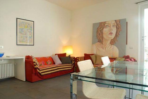 Bild 4 - Rom Ferienwohnung mit zauberhafter Terrasse Ref... - Objekt 3573-66