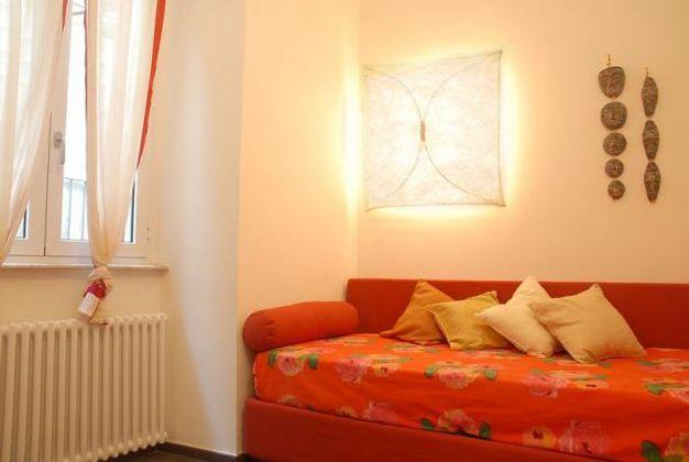 Bild 6 - Rom Ferienwohnung mit zauberhafter Terrasse Ref... - Objekt 3573-66