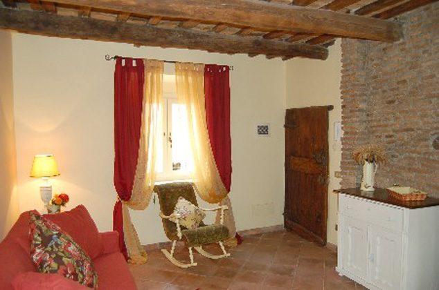 Italien Rom Ferienwohnung Ref. 2598, Wohnzimmer