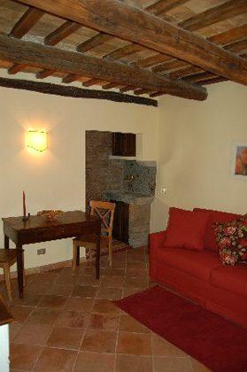 Italien Rom Ferienwohnung Ref. 2598 Wohnzimmer