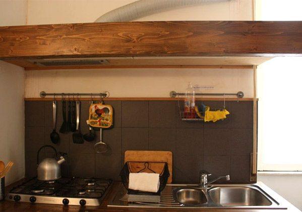 Küche a Ferienwohnung Rom 3573-20 / 985
