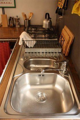 Küche b Ferienwohnung Rom 3573-20 / 985