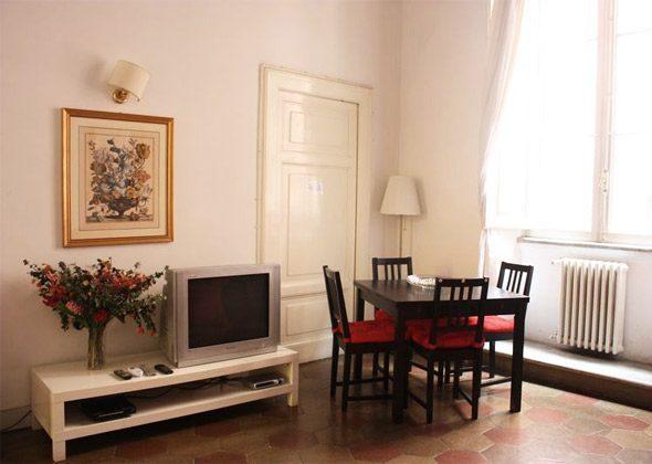Wohnzimmer d Ferienwohnung Rom 3573-20 / 985