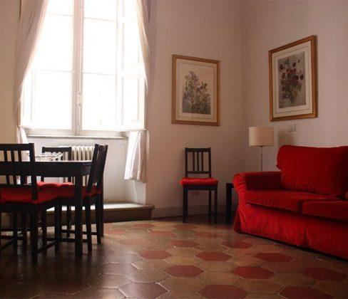Wohnzimmer e Ferienwohnung Rom 3573-20 / 985
