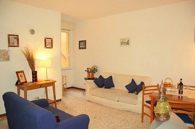 Wohnzimmer a Ferienwohnung Rom Navona Ref. 3573 / 978
