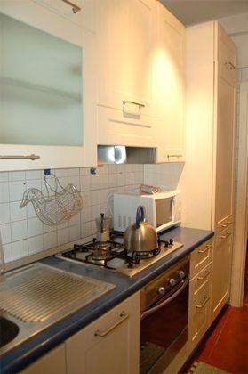 Küche Ferienwohnung Rom Navona Ref. 3573 / 978