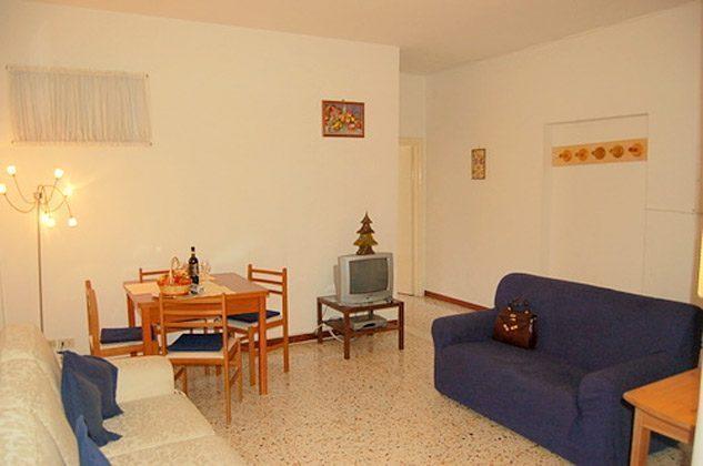 Wohnzimmer b Ferienwohnung Rom Navona Ref. 3573 / 978