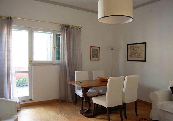 Wohnzimmer Terrasse Ferienwohnung Rom Pantheon 3573-60 / 1122