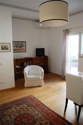 Wohnzimmer Sessel Ferienwohnung Rom Pantheon 3573-60 / 1122