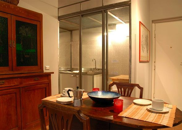 Küche a Rom Ferienwohnung Ref. 3573-23 / 1949