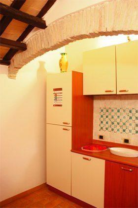 Küche a Ferienwohnung Rom 3573-27 / 1382