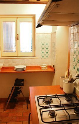 Küche b Ferienwohnung Rom 3573-27 / 1382