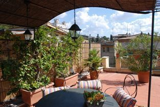 Ferienwohnung Rom mit WLAN