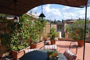 Bild 3 - Ferienwohnung Rom Spanische Treppe Ref 3573-52 ... - Objekt 3573-52
