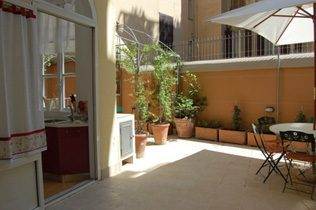 Bild 2 - Ferienwohnung Rom Spanische Treppe Ref. 3573-54... - Objekt 3573-54