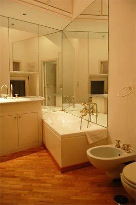 Badezimmer a Apartment Rom Spanische Treppe 3573-61 / 1584