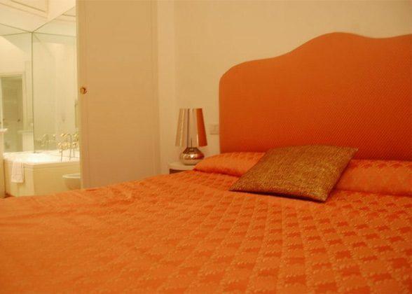 Schlafzimmer a Apartment Rom Spanische Treppe 3573-61 / 1584