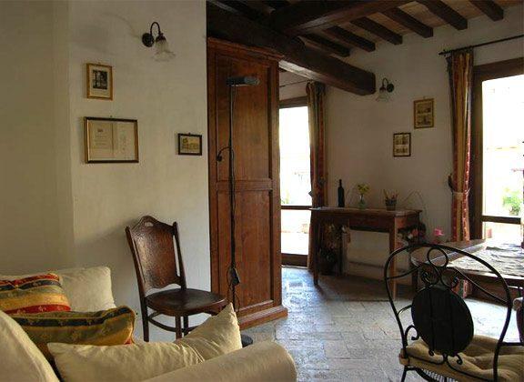 Wohn- Esszimmer a Apartment Rom Spanische Treppe 3573-64 / 1011