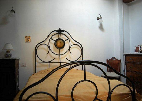 Schlafzimmer a Apartment Rom Spanische Treppe 3573-64 / 1011
